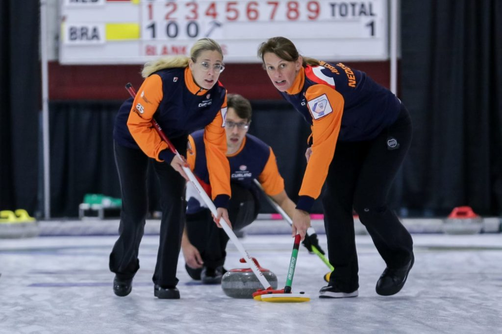TeamNL Mixed curling