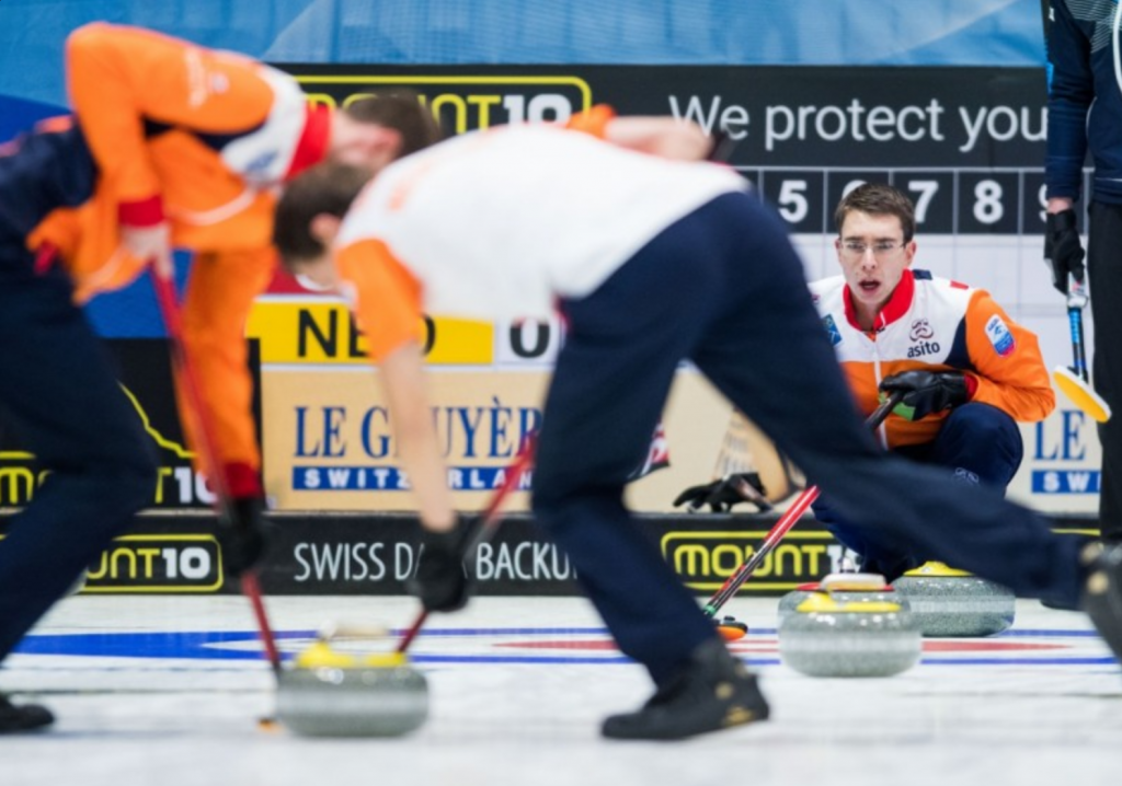 Curling TeamNL