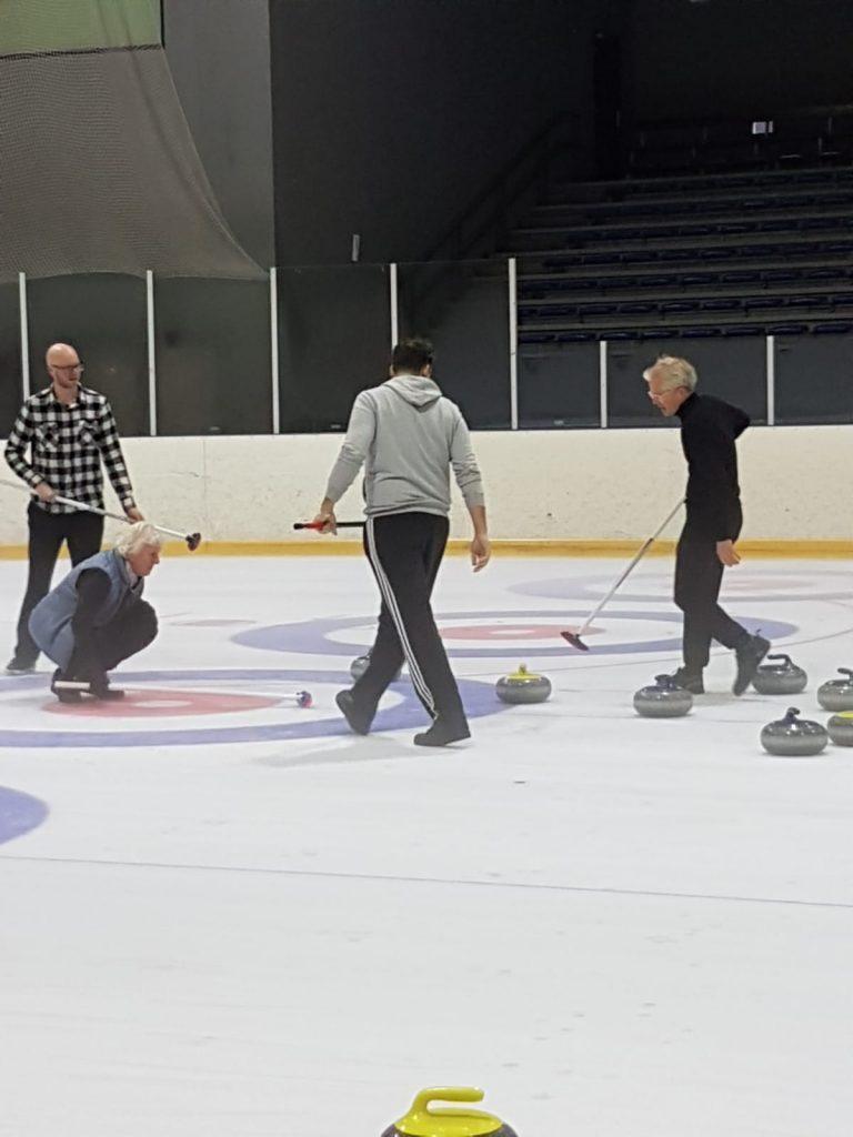 Curling EGO Cup Daan