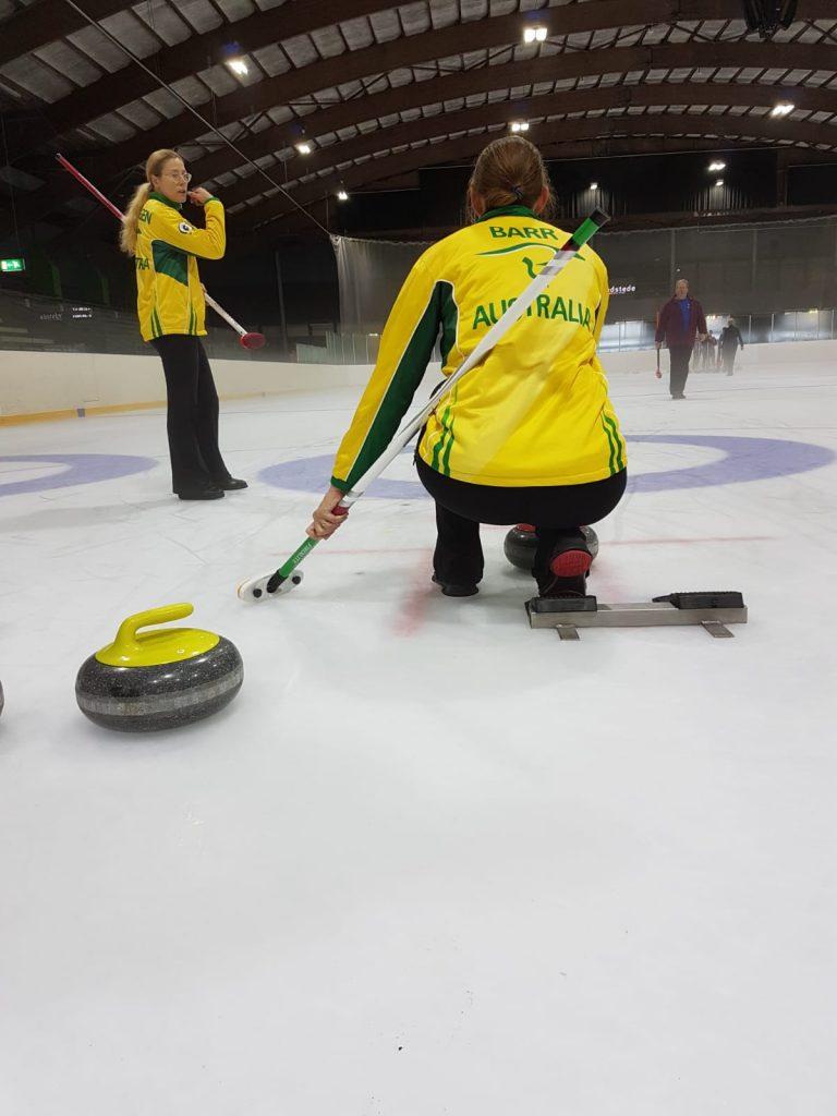 Curling EGO Cup Linda