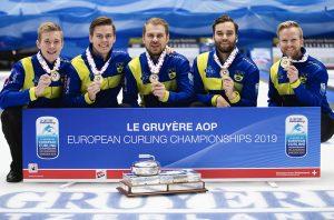 Zweden domineert EK Curling 2019