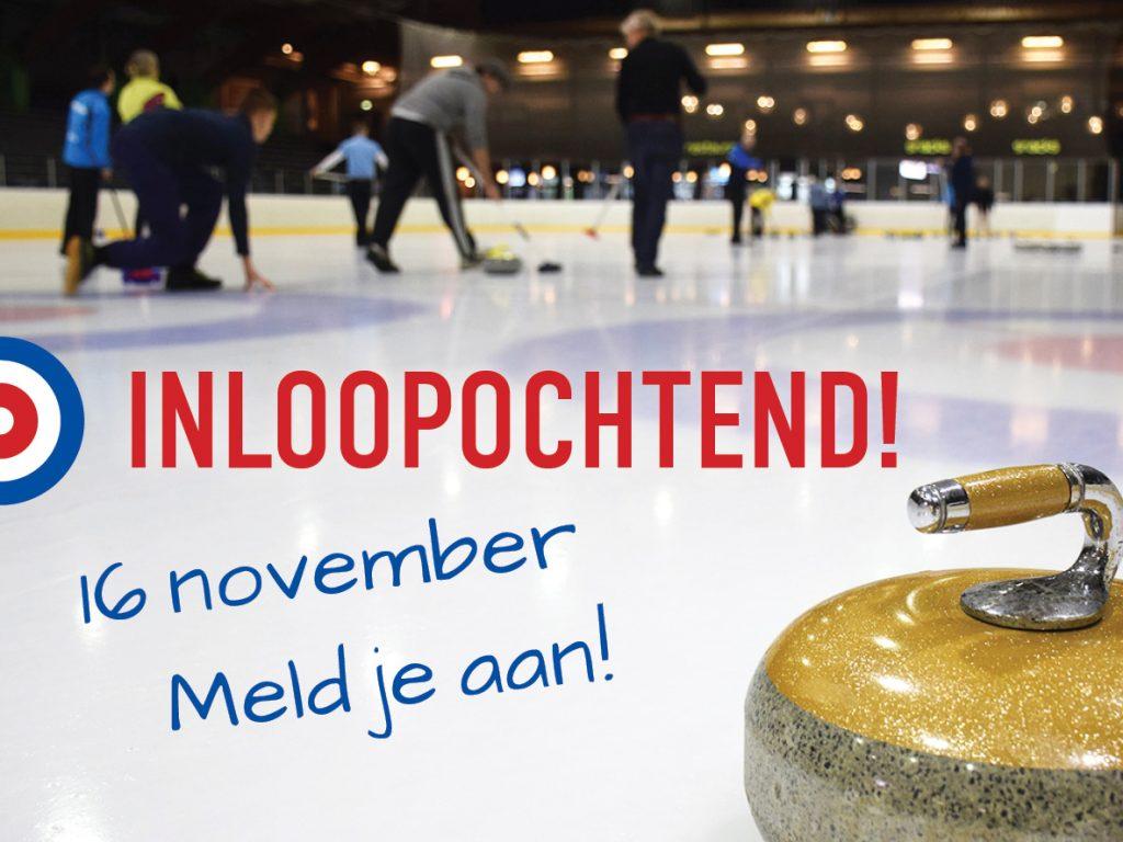 Gratis curling clinic Utrecht