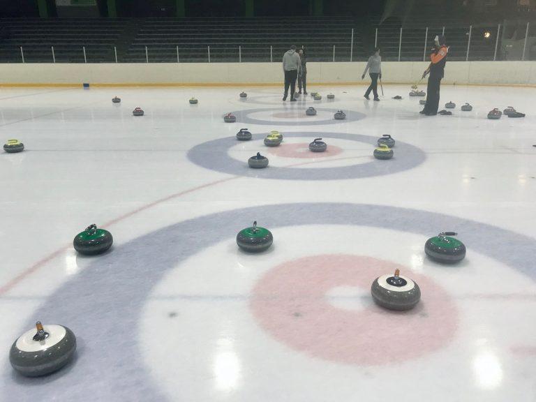 curling club utrecht Oliebollen pairstoernooi
