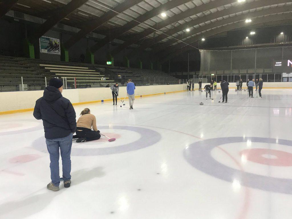 Curling Clinic 4 januari 2020