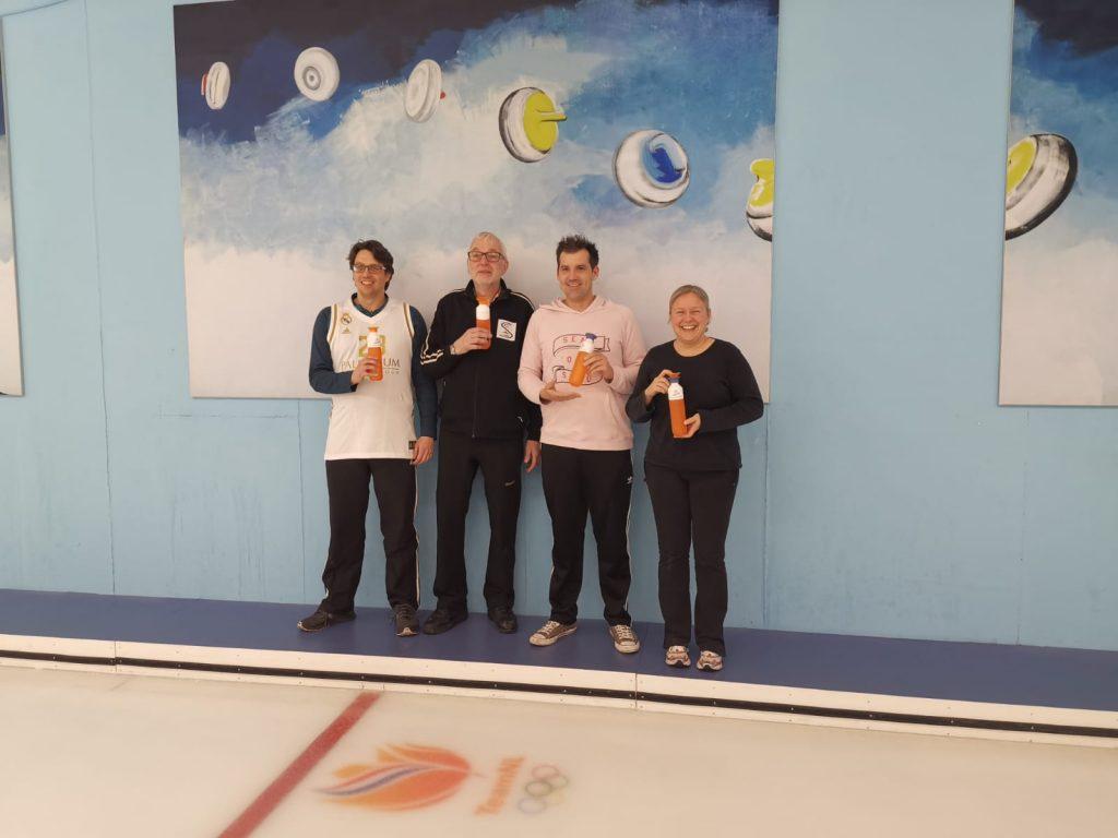 NK Curling 2020 CCU Derde