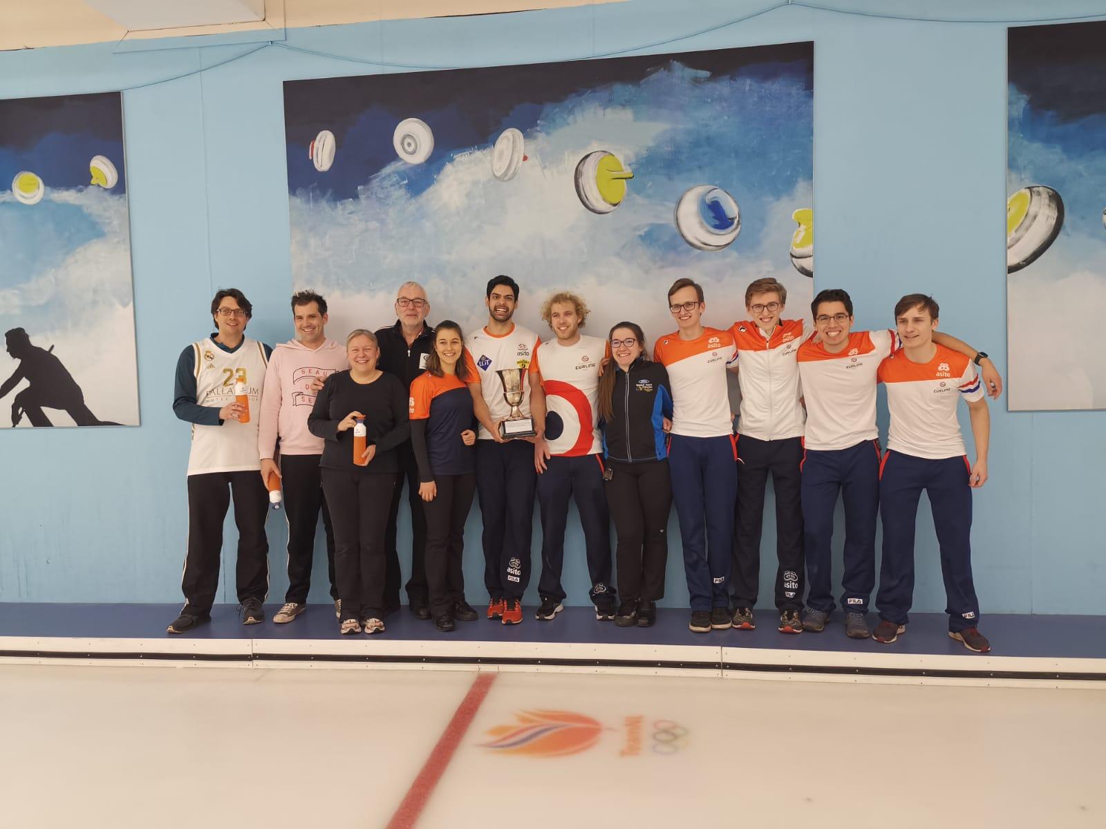 NK Curling 2020