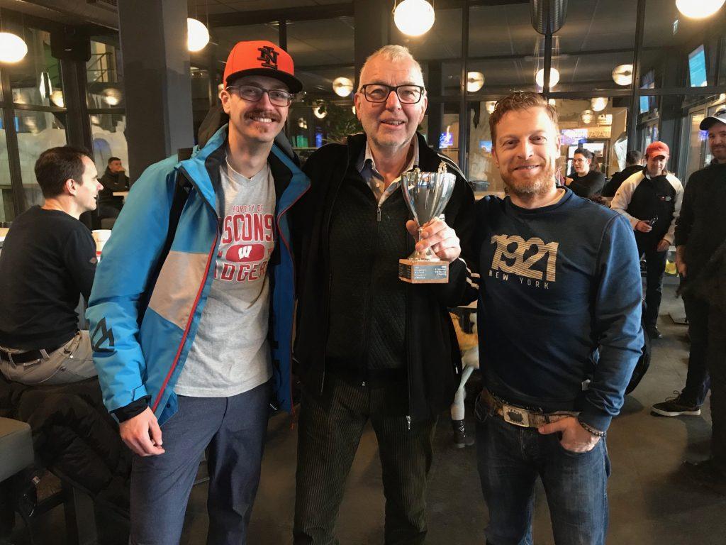 CCU Nieuwjaarstoernooi winnaars