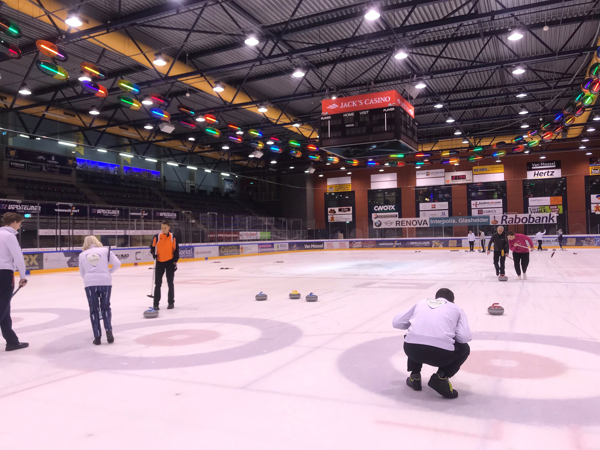 Dutch Curling League