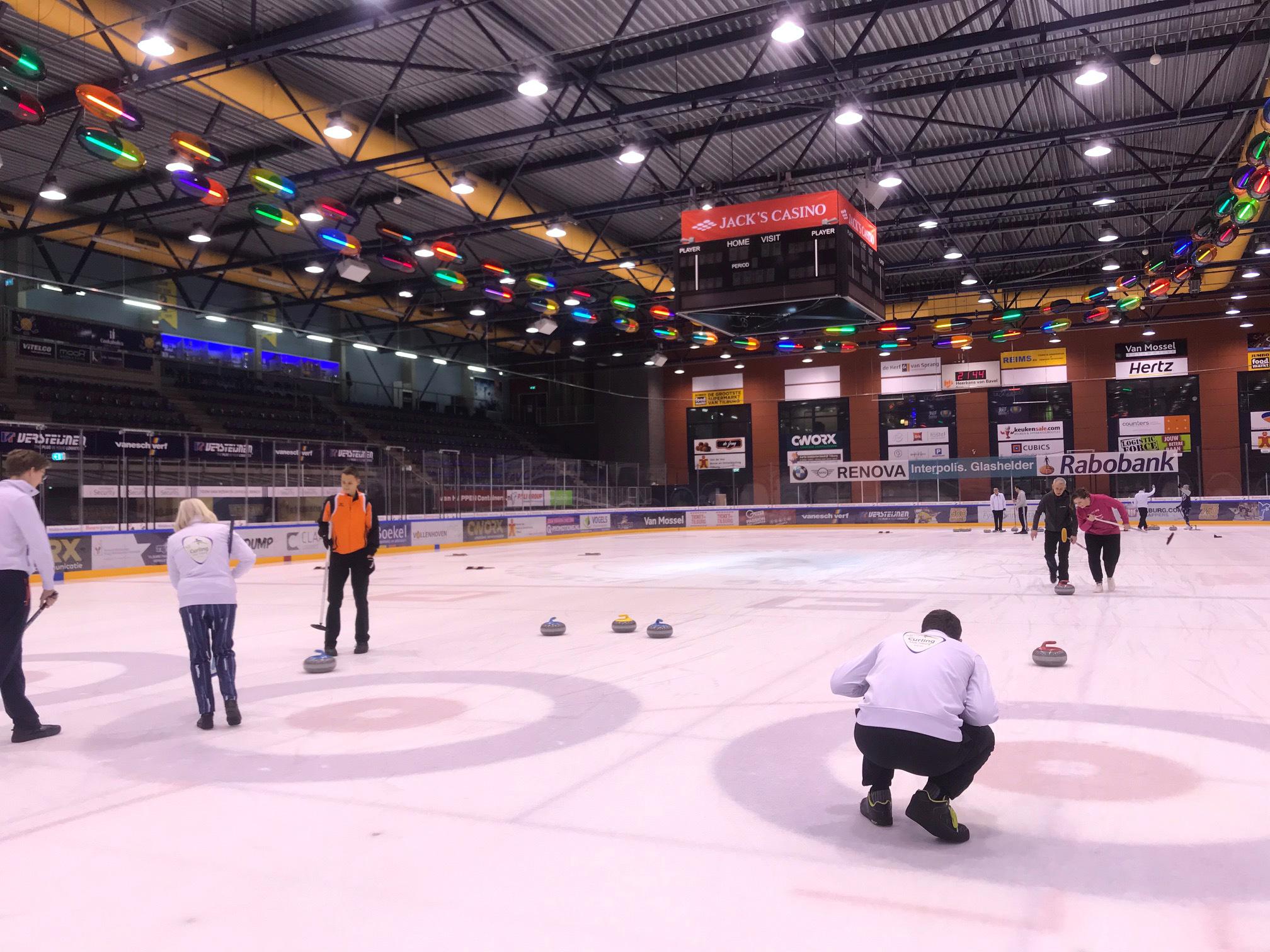 Lees meer over het artikel Dutch Curling League