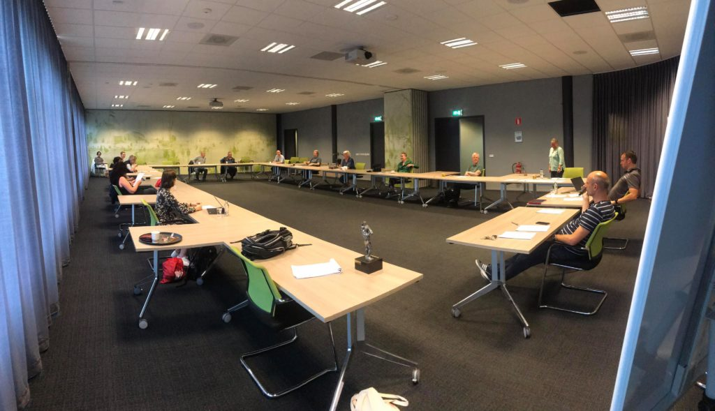 ALV 2020 Curling Club Utrecht