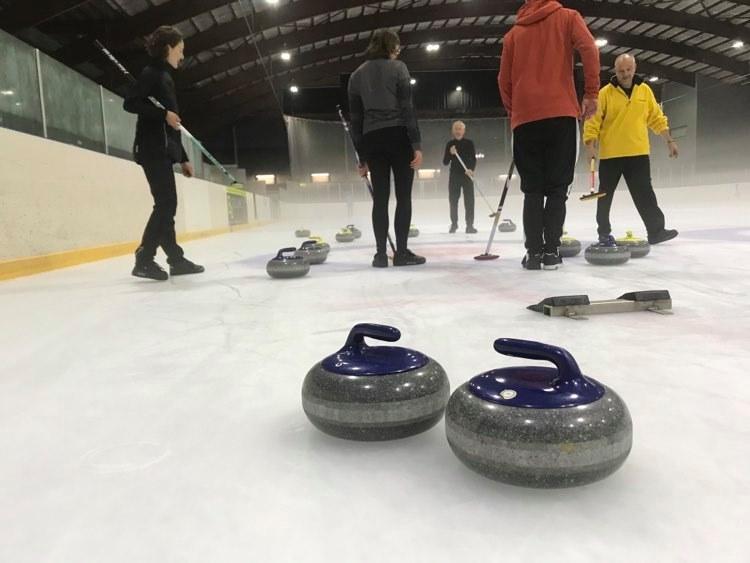 Opener 2020 curlingwedstrijd