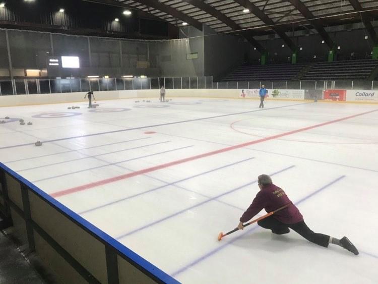 Curling Vechtsebanen