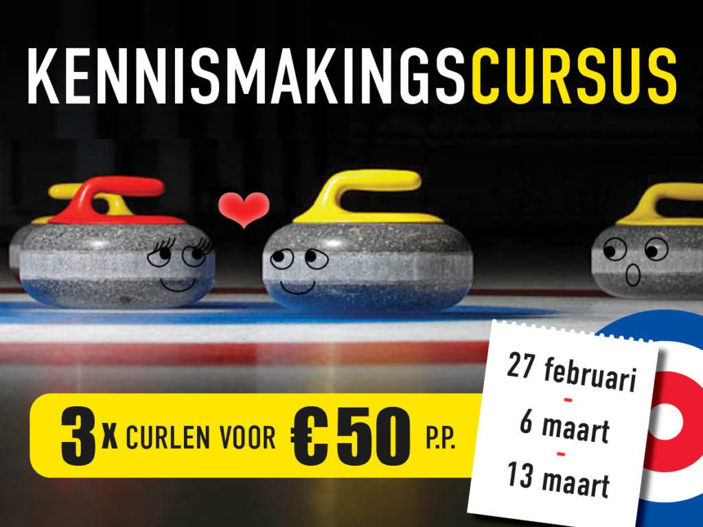 kennismakingscursus curling
