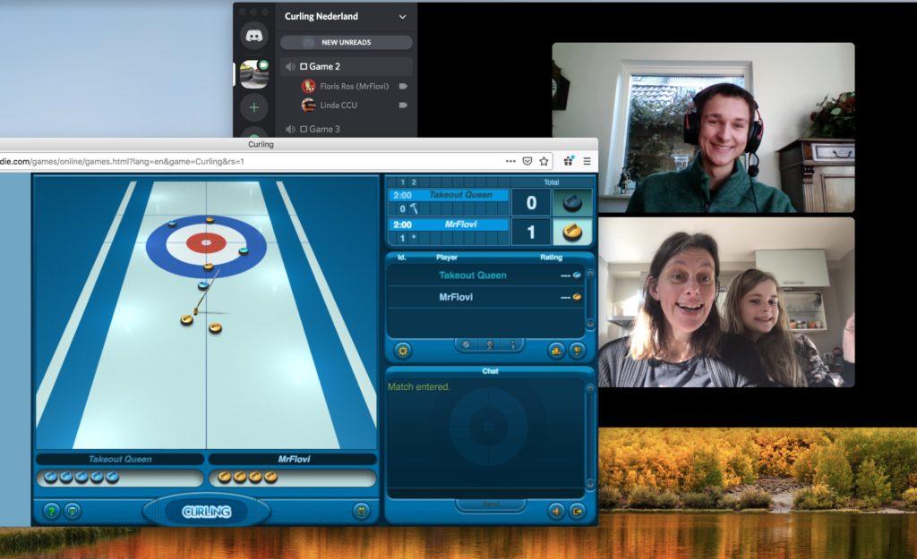 Tilburgs Online Curlingkampioenschap