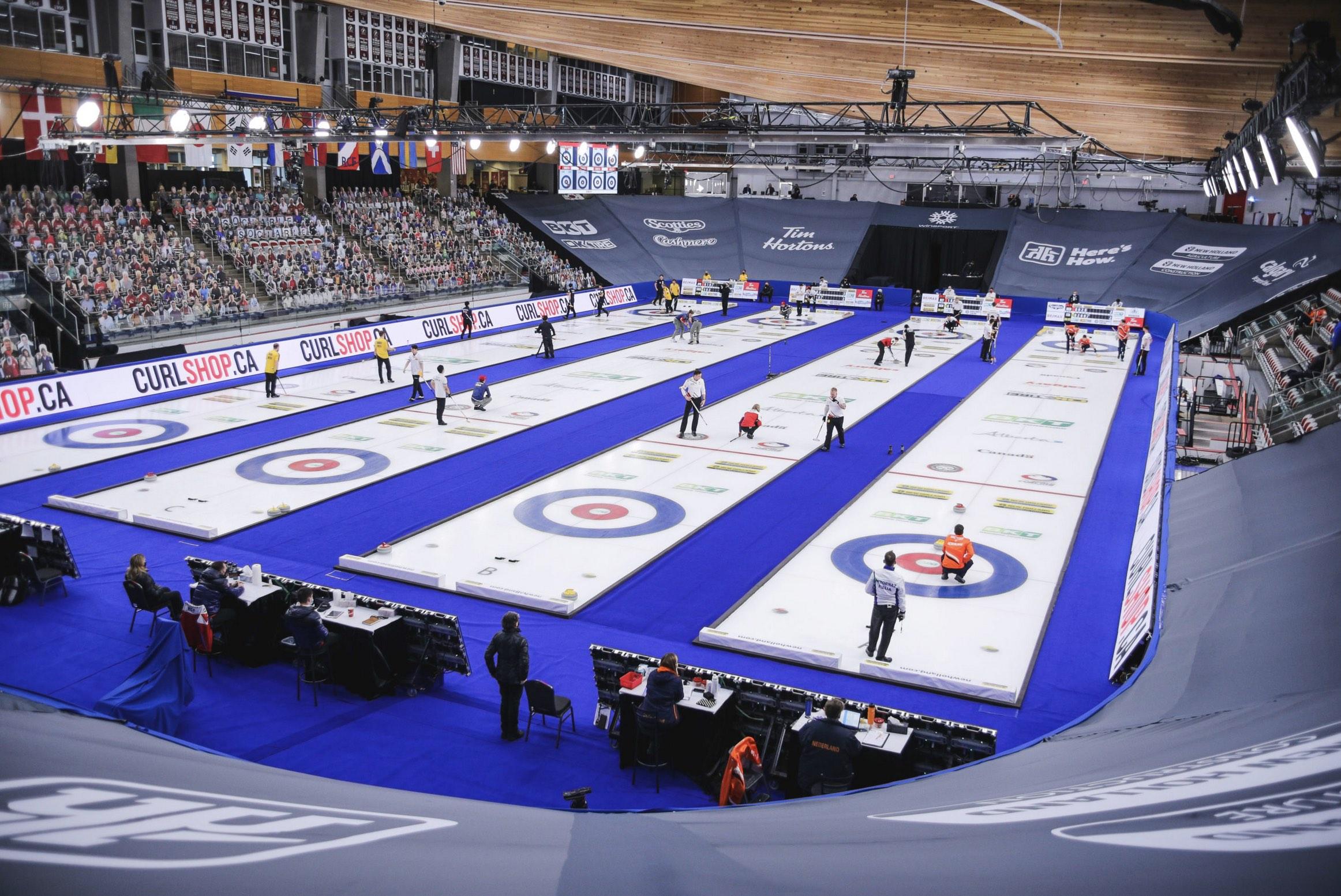 Lees meer over het artikel WK Curling 2021